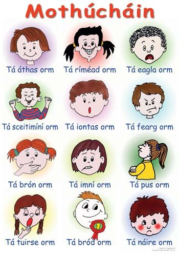 Classroom Products Irish Language Gaeilge Irish Gaelic