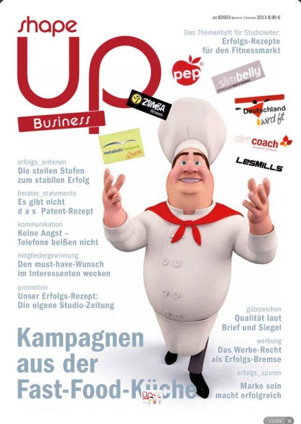 Rüdiger Lehmann im neuen Shape-up Magazin: In der Markenbildung werden neben vielen formalen Faktoren vor allen die sogenannten Soft Skills immer wichtiger…