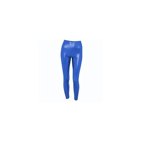 Metallic Neons Footless Dance Pants from Starlite's exclusive Metal... ($14) ❤ liked on Polyvore featuring dance, dancer and pants