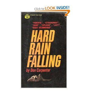 Hard Rain Falling By Don Carpenter Rain Rainfall Hard