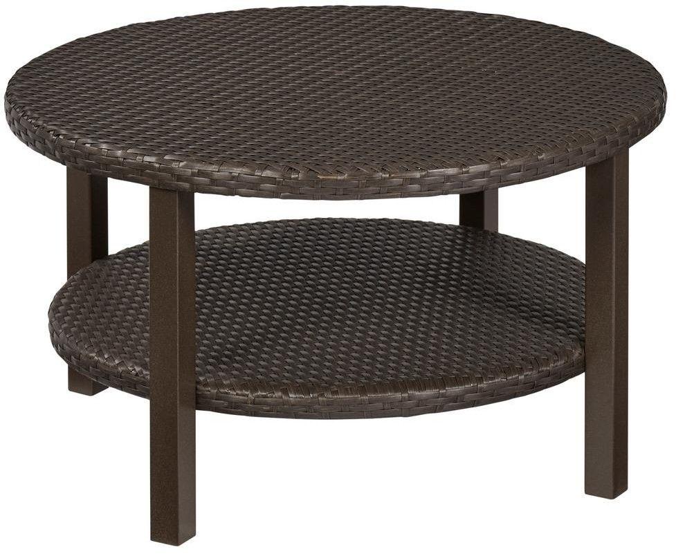 47+ Wicker storage coffee table round ideas