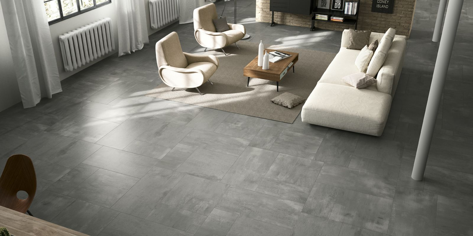 Creative concrete tiles living modern ceramic full body porcelain creative concrete tiles living modern ceramic full body porcelain tile am creacon 1a dailygadgetfo Gallery