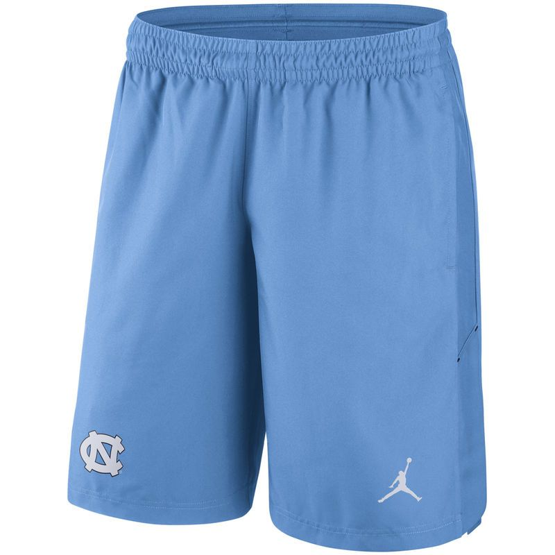 32d4be67c2ae2e North Carolina Tar Heels Jordan Brand Alpha Dry Performance Shorts -  Carolina Blue