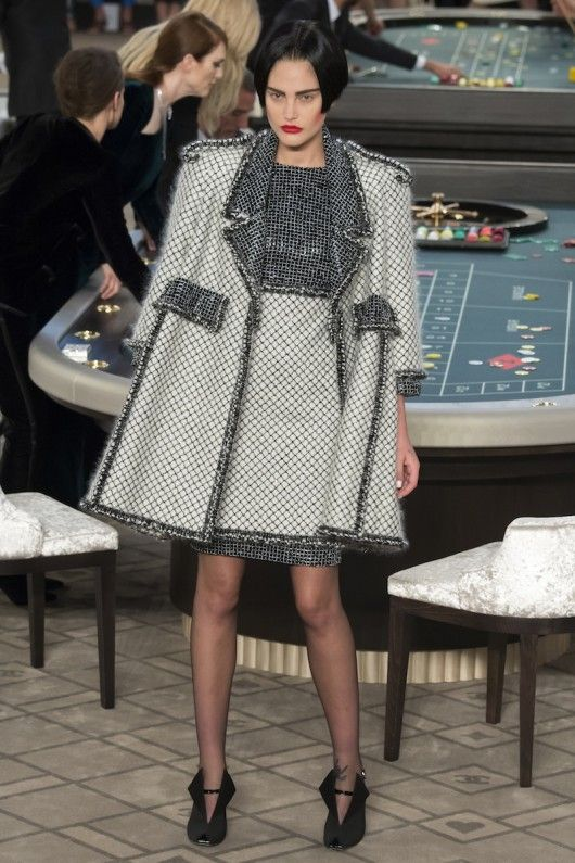 CHANEL | Couture Herfst 2015