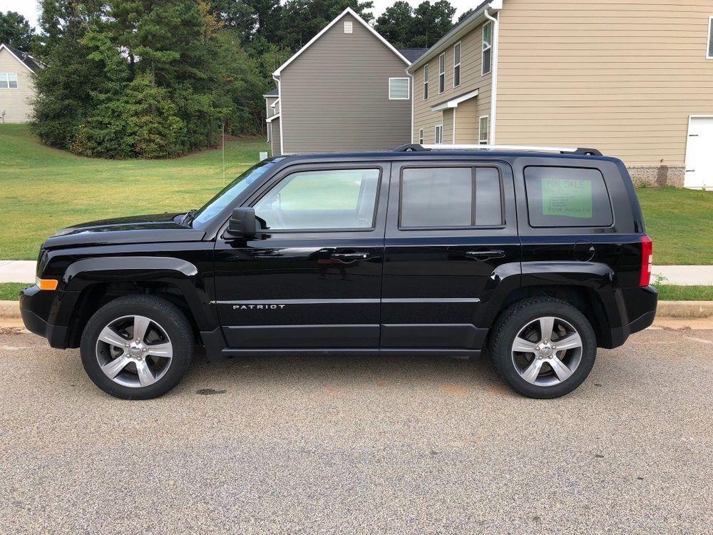 eBay 2016 Jeep Patriot 2016 Jeep Patriot High Altitude