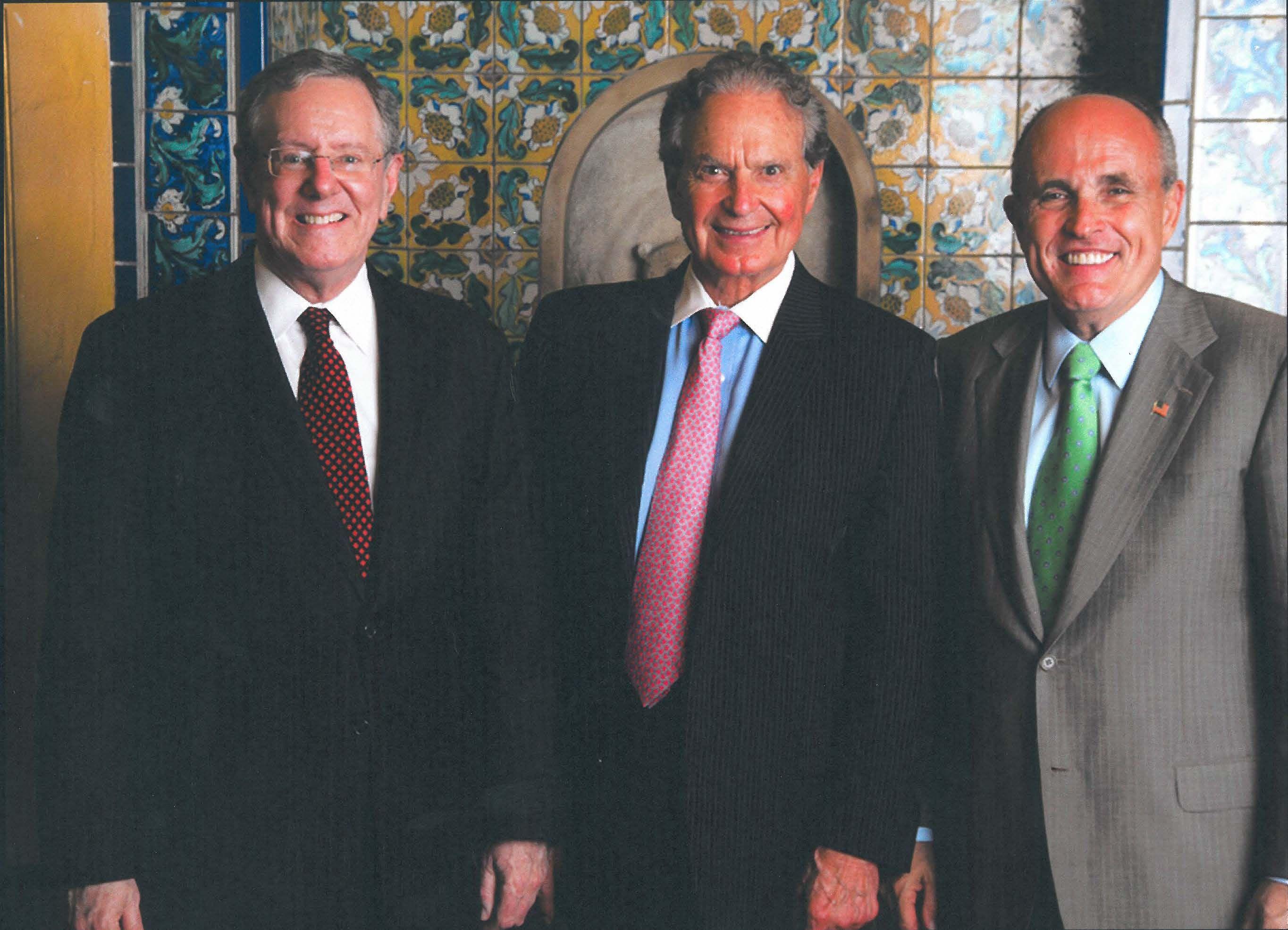 Rudy Giuliani Welcome Wilson Sr Inspirational Speaker Rudy Giuliani Author