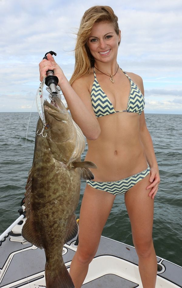 how to catch gag grouper