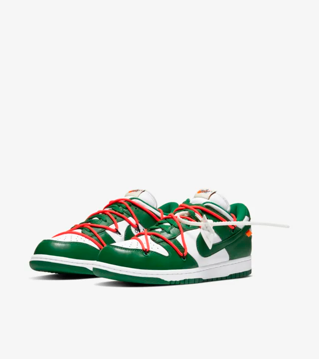 Dunk Low 'Nike x OffWhite' Release Date Nike sb dunks