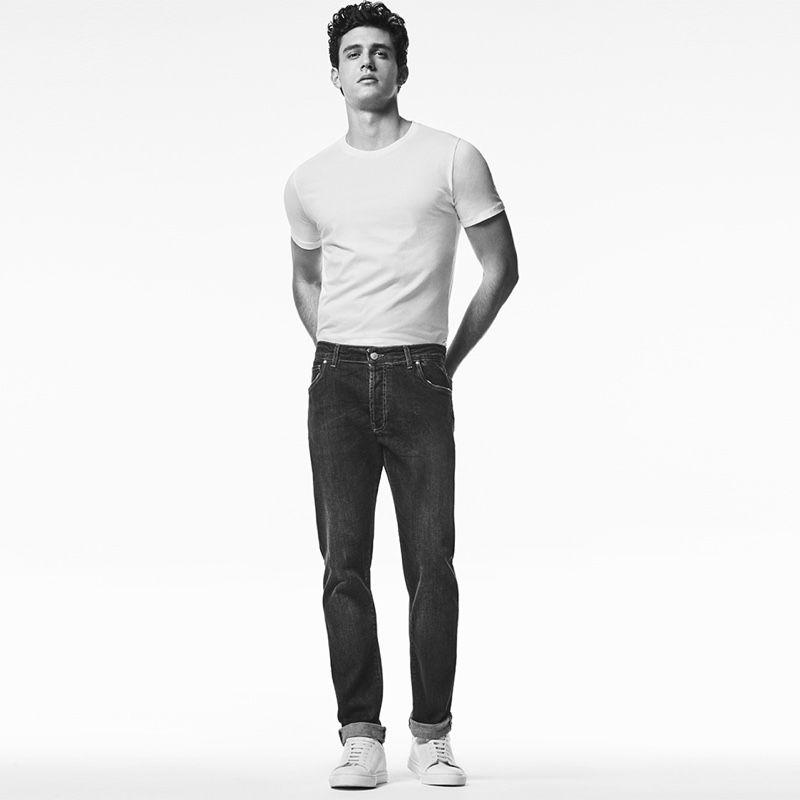 Compañero voz Paine Gillic  Liu Jo Uomo 2020 Denim Guide | The Fashionisto | Liu jo, Double denim  looks, Mens denim