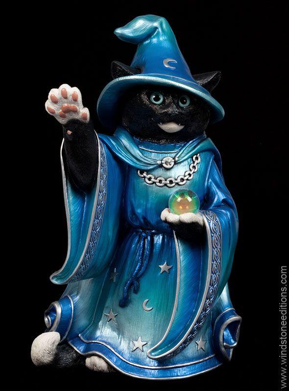 Cat Wizard - Blue Morpho | Production/Lmtd.Prod. Pieces ...