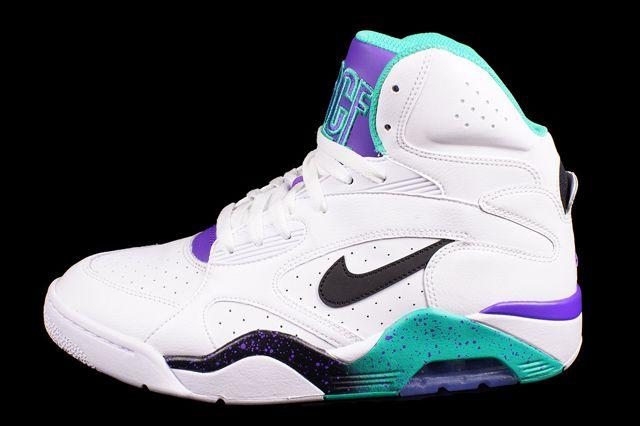 Nike Air Force 180 High Atomic Teal #sneakers | Nike