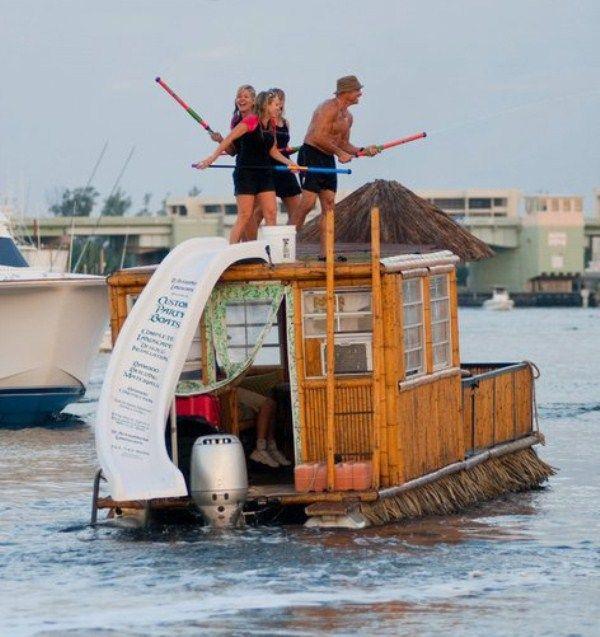Pictures Pontiki Boat Cruises And Custom Pontoon Boats Jupiter