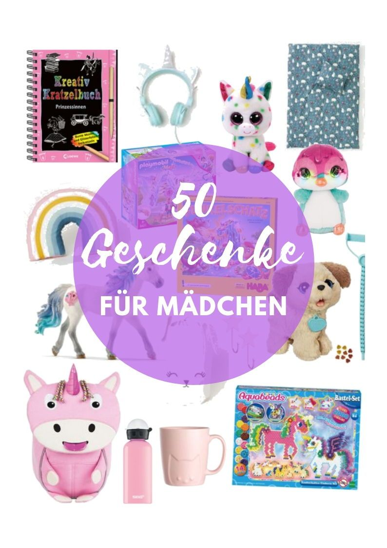 Geschenkideen Fur Madchen Der 5 Geburtstag Vom Bbgirl
