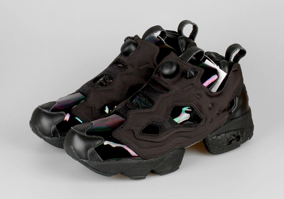 Bien connu A Detailed Look at the Sandro x Reebok Insta Pump Fury  SI75