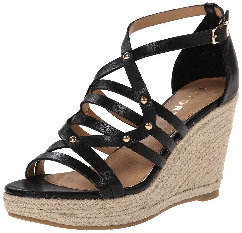 Report Women\u0027s Kellsie Wedge Sandal ** Unbelievable item right ...