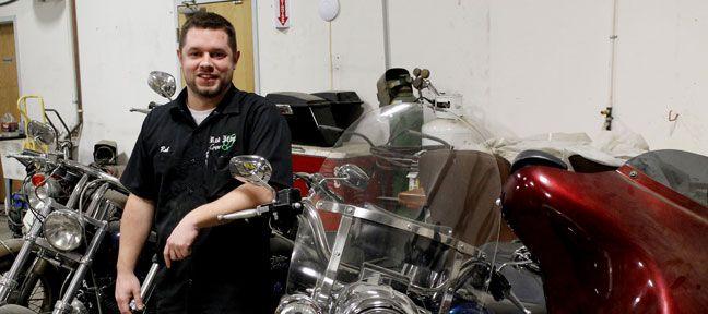 Medina vehicle customizer makes cruisin� dreams become a reality