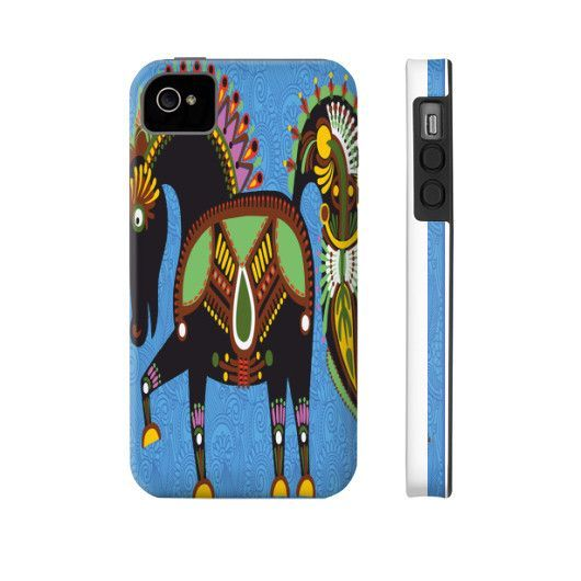 Equestrian Apparel - Inca Horse - iPhone and Galaxy Cases