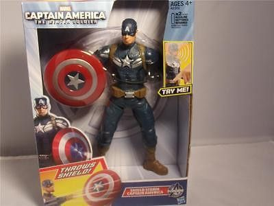 Marvel Avengers Captain America The Winter Soldier Shield Storm Action Figur Toy