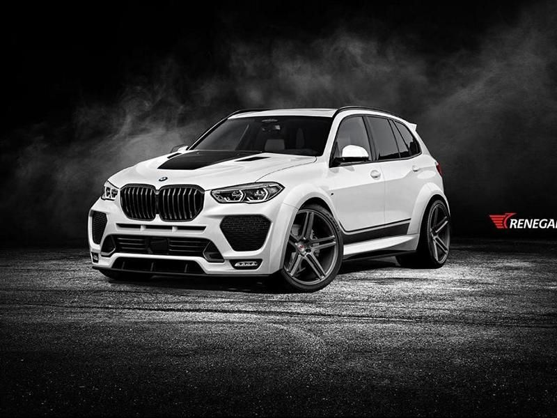 2020 Bmw X5 Stormtrooper Hails From Russia With Images Bmw