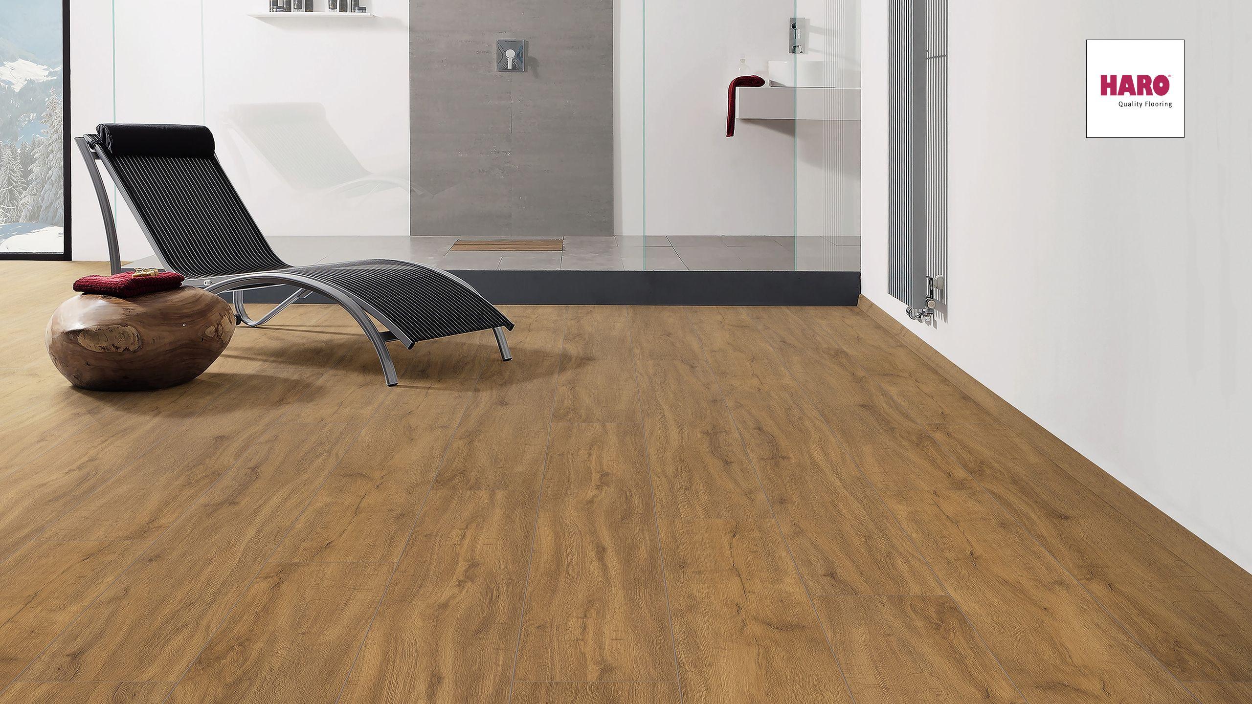 Disano Classic Aqua Designboden Bergeiche Wasserresistent Landhausdiele Xxl Strukturiert 4v Fase Gunstige Bodenbelage Haus Deko Landhausdiele