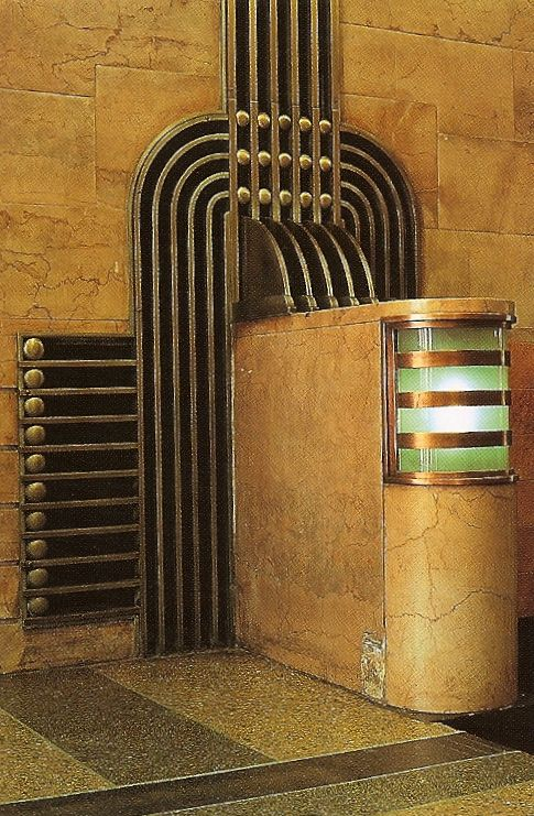 Art Deco New York Part 1 A Lesser Known Treasure With Images