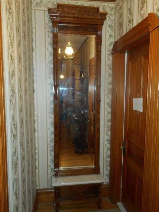 Found on EstateSales.NET: Second Floor Landing: Victorian pier ...