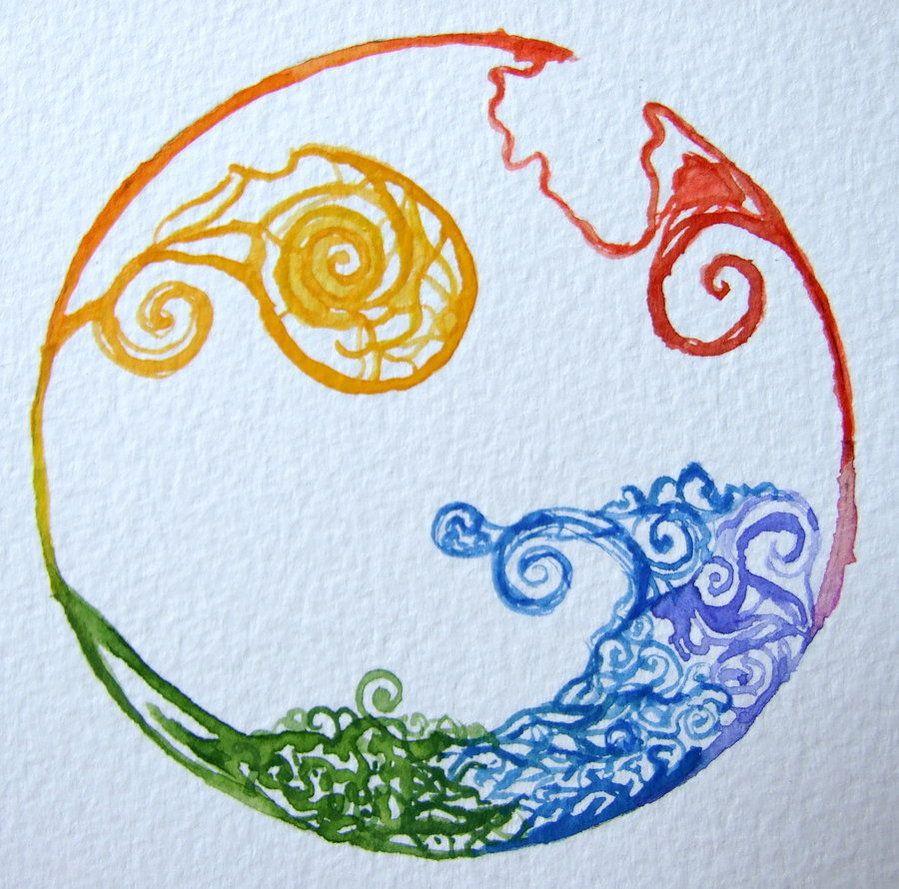 Silent Planet By Twiggyabi On Deviantart Elements Tattoo