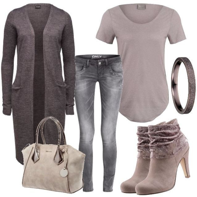 vero moda tamaris lilac Outfit für Damen zum Nachshoppen auf Stylaholic
