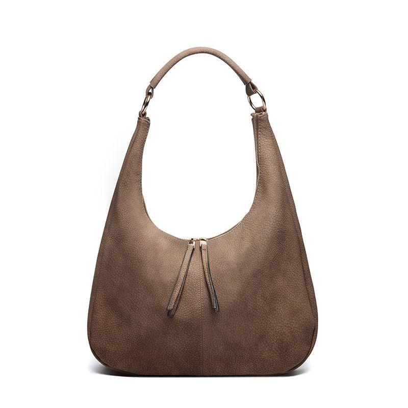 db9c20961c AMELIE GALANTI 2016 women luxury shoulder ladies handbags brand woman  fashion vintage bolsa half moon bags