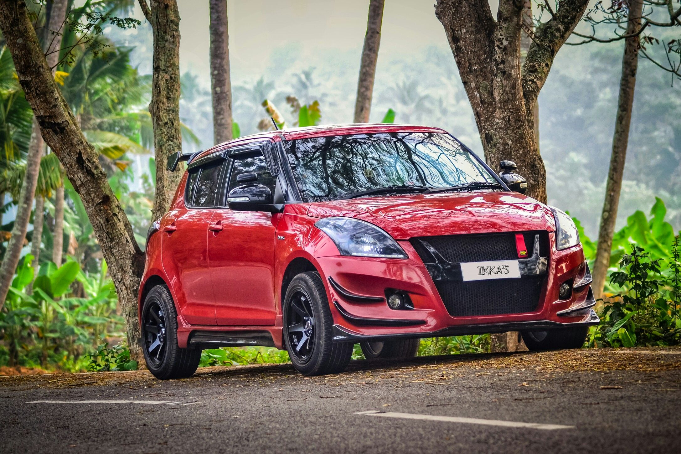 Ikka S 1819 Modified Swift In Kerala Suzuki Swift Tuning
