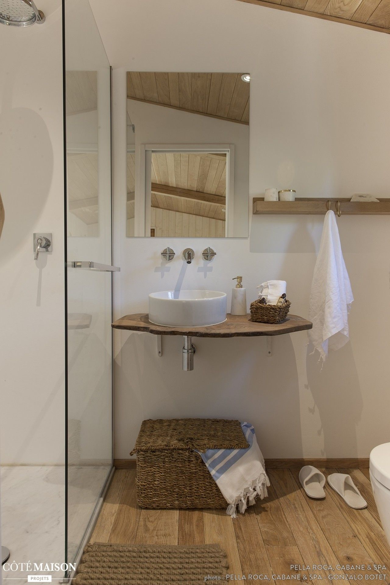 Salle De Bain Yvetot ~ Cabanes Perch Es Avec Spa Et Sauna Privatifs Au C Ur D Un Domaine De