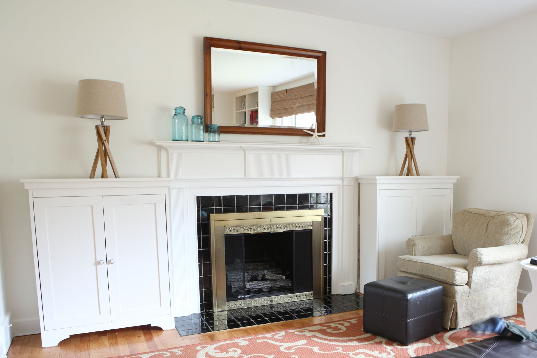 Freestanding Living Room Cabinets | Do It Yourself Home Projects ...