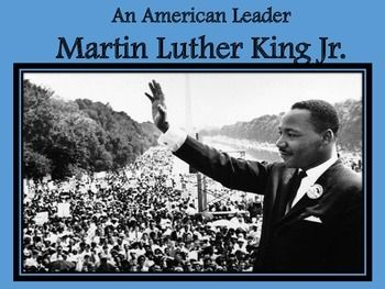 Martin Luther King Jr. Power Point #famousspeeches