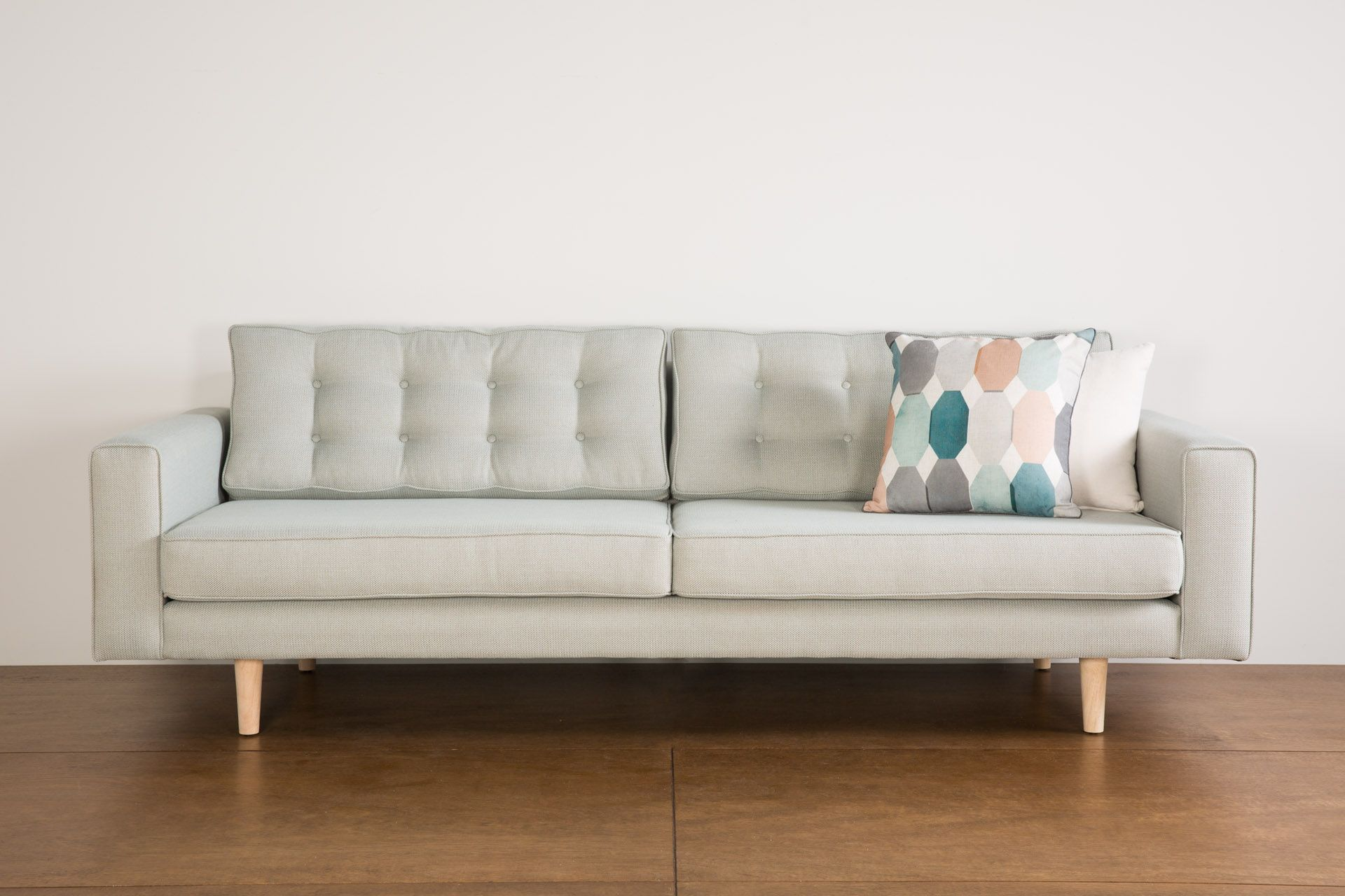 Retro Is back with the Juno sofa All WA Made with a great choice