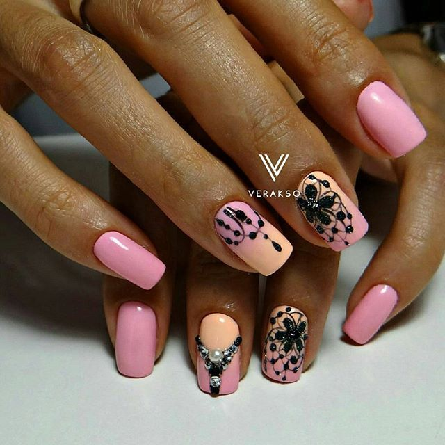 Regrann from @verakso_nail #Verakso #naildesign #nail #nails ...