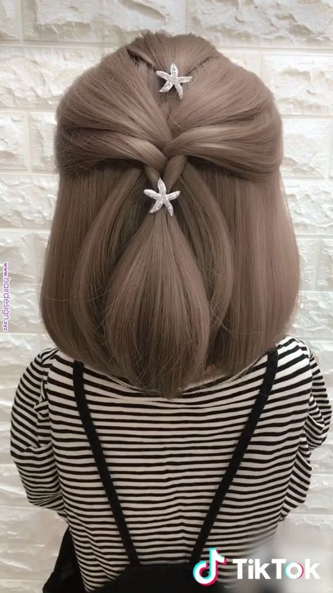 Tiktok Funny Short Videos Platform Unique Hairstyles Hair Tutorial Long Hair Styles