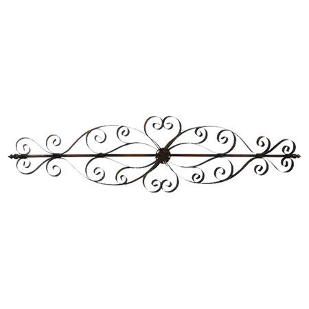 Found It At Wayfair Rustic Simple Metal Scroll Wall Decor
