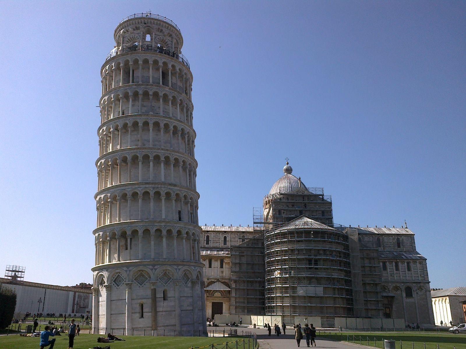 Mi sembra torre di Pisa  girando girando  Pinterest