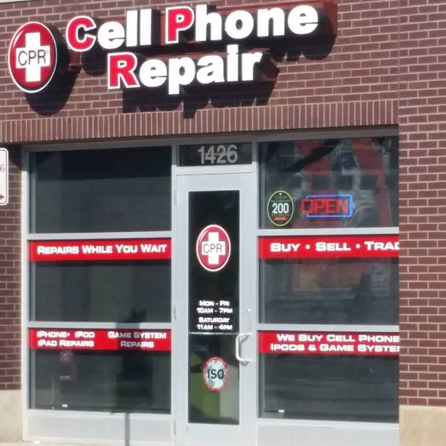 CPR Cell Phone Repair Columbus, OH | Visit CPR Columbus for quick