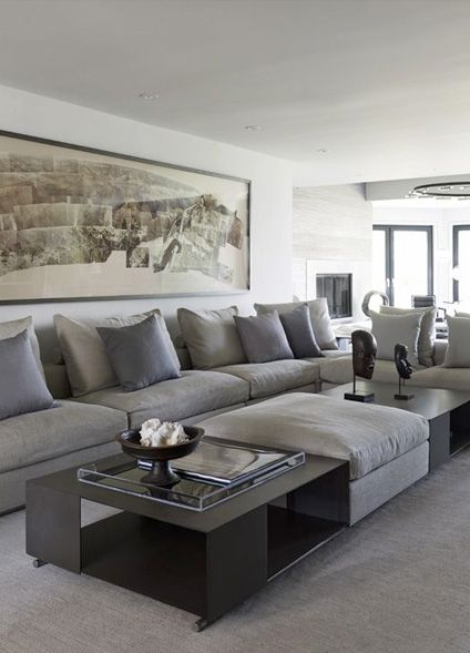 ct residence Family Room Pinterest Living rooms, Room and