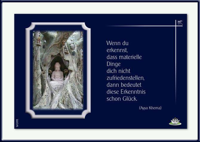 Ayya Khema - liebende-guete-meditations Webseite!