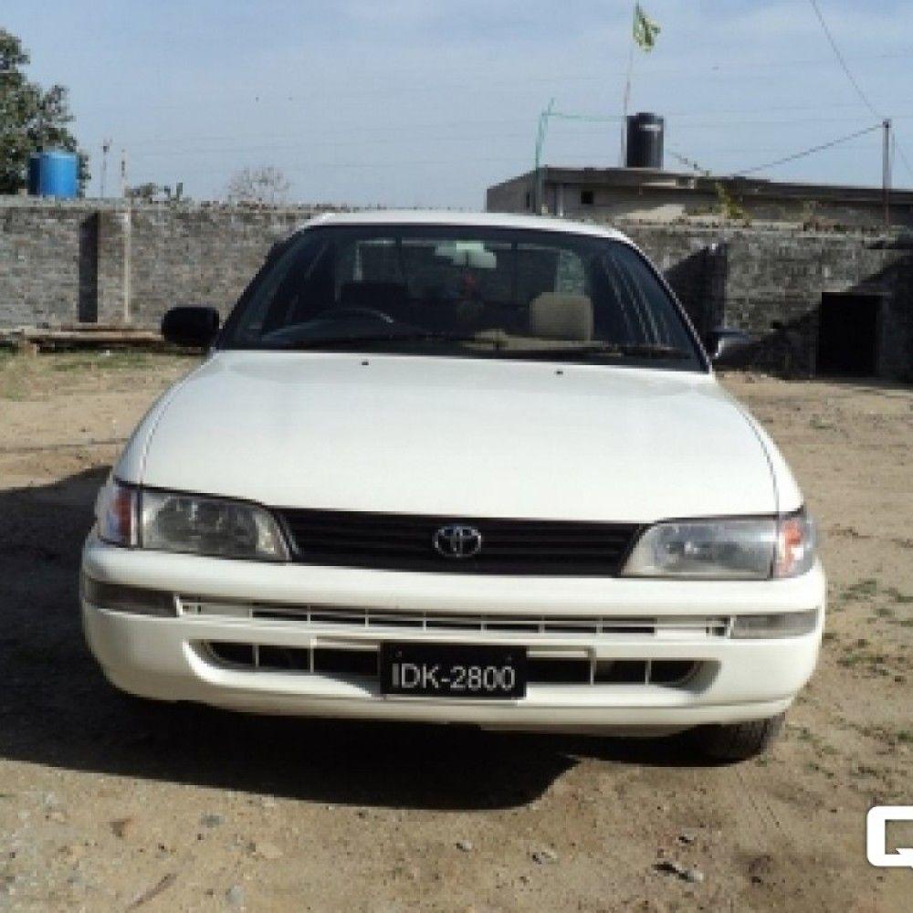 2000 Toyota Corolla for sale in Chakwal, Chakwāl Buy