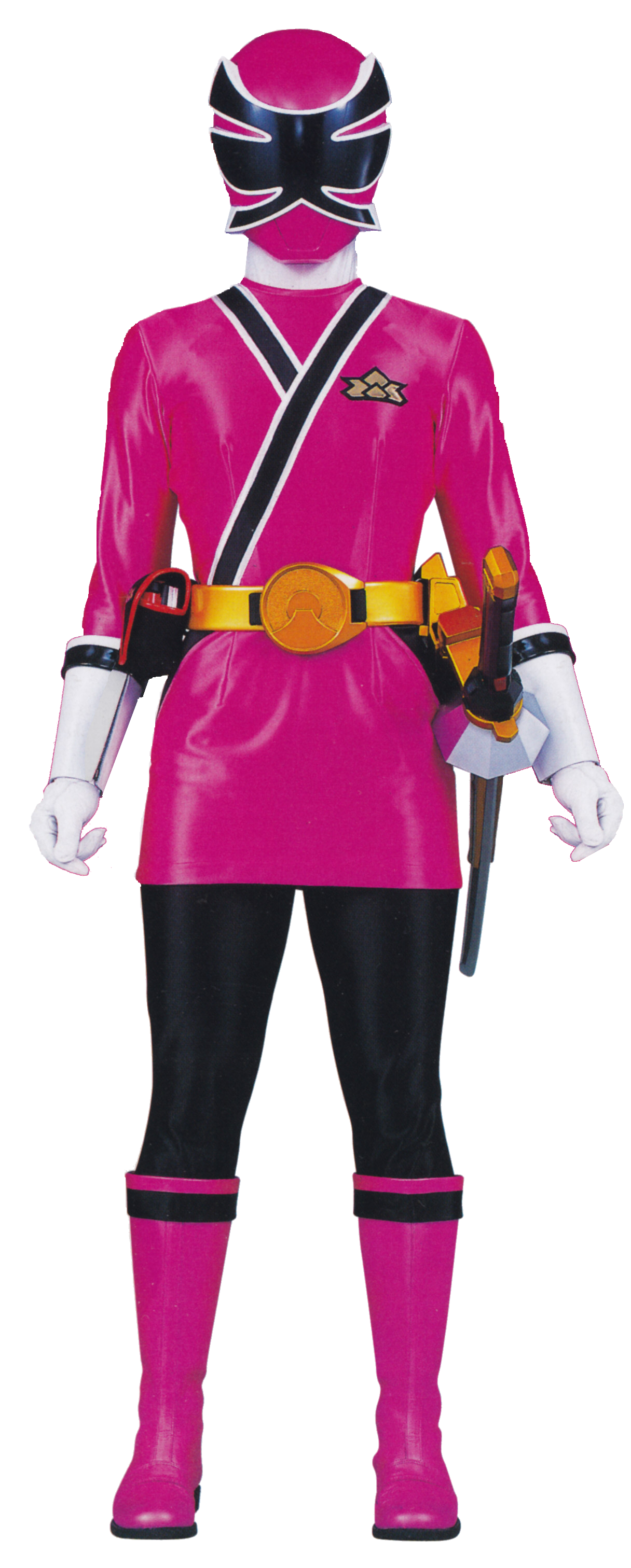 Shinken Pink | Power rangers samurai