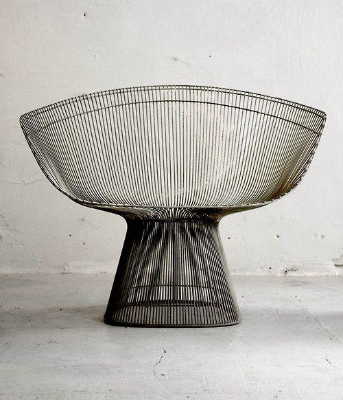 Warren Platner Armchair For Knoll 1966 Platner Lounge Chair