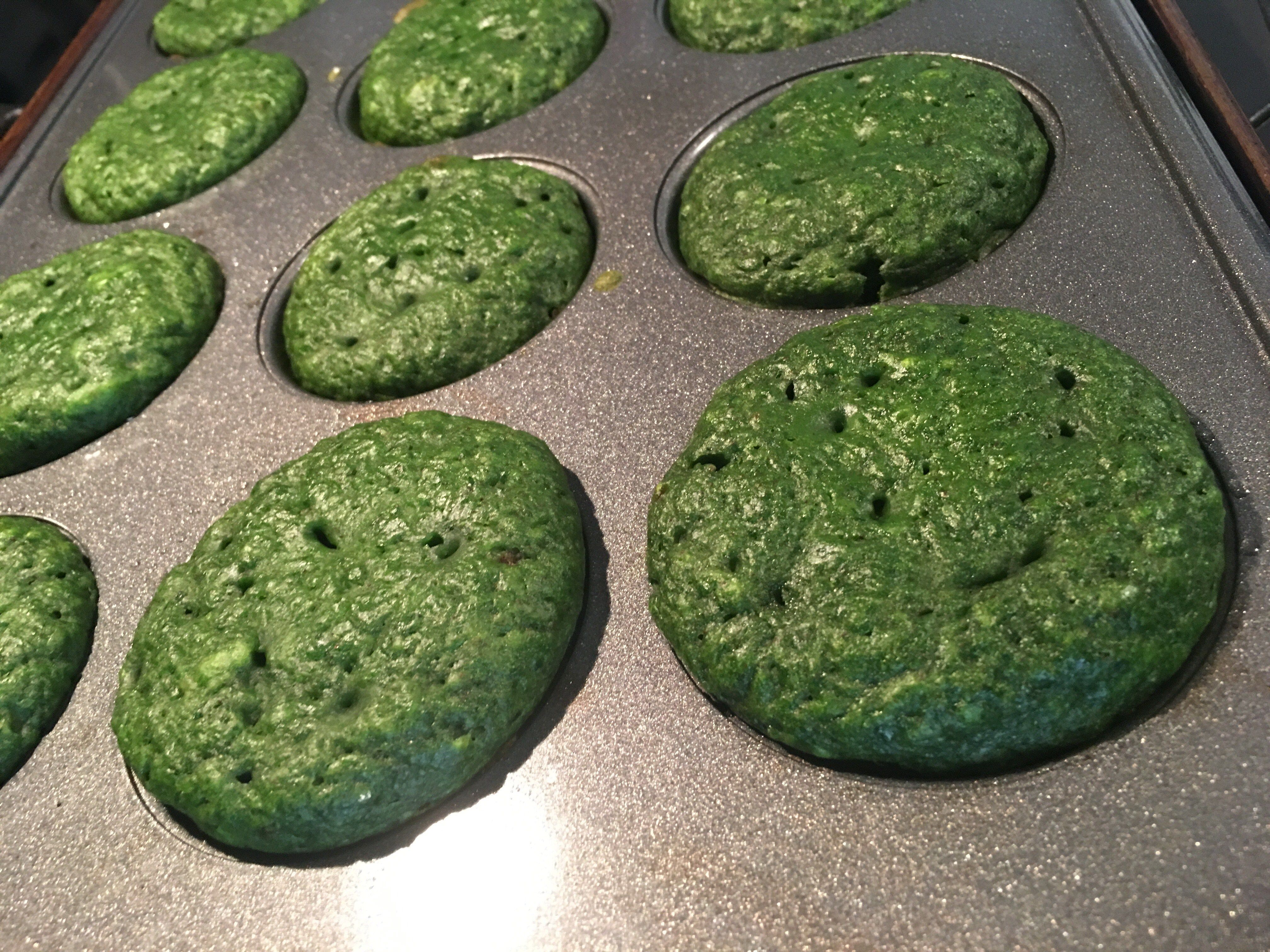 Ok, I'm about to blow your mind… I made spinach muffins…and they are SO GOOD! Not only that but, my toddler absolutely can't get enough of them! I have to admit that I was a… #spinachmuffins