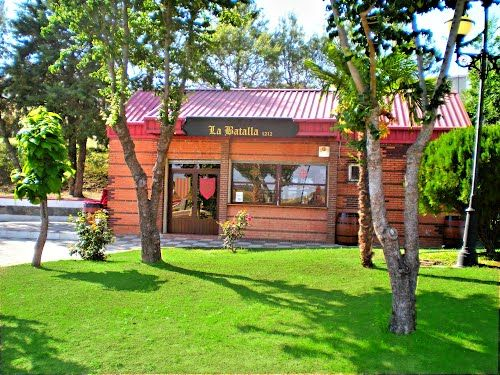 Cafe Bar Terraza LA BATALLA 1212, terraza, bar, cafe, tapas, www.labatalla1212.com