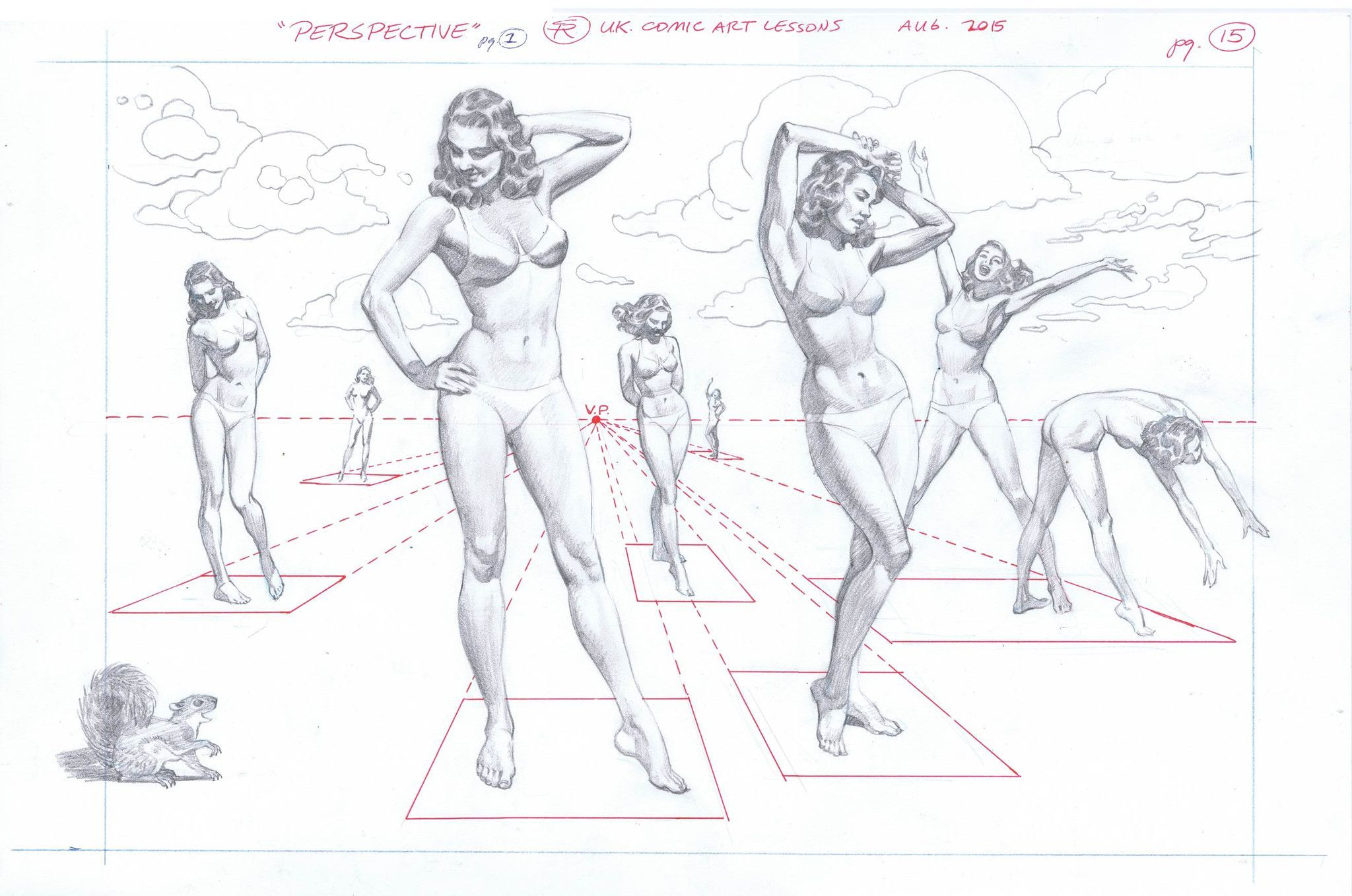 Image result for 3d total beginners guide to comic art | Art Anatomy ...