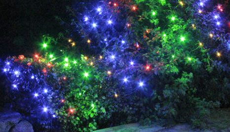 OurDeal - Create a Xmas atmosphere in your garden with a solar light