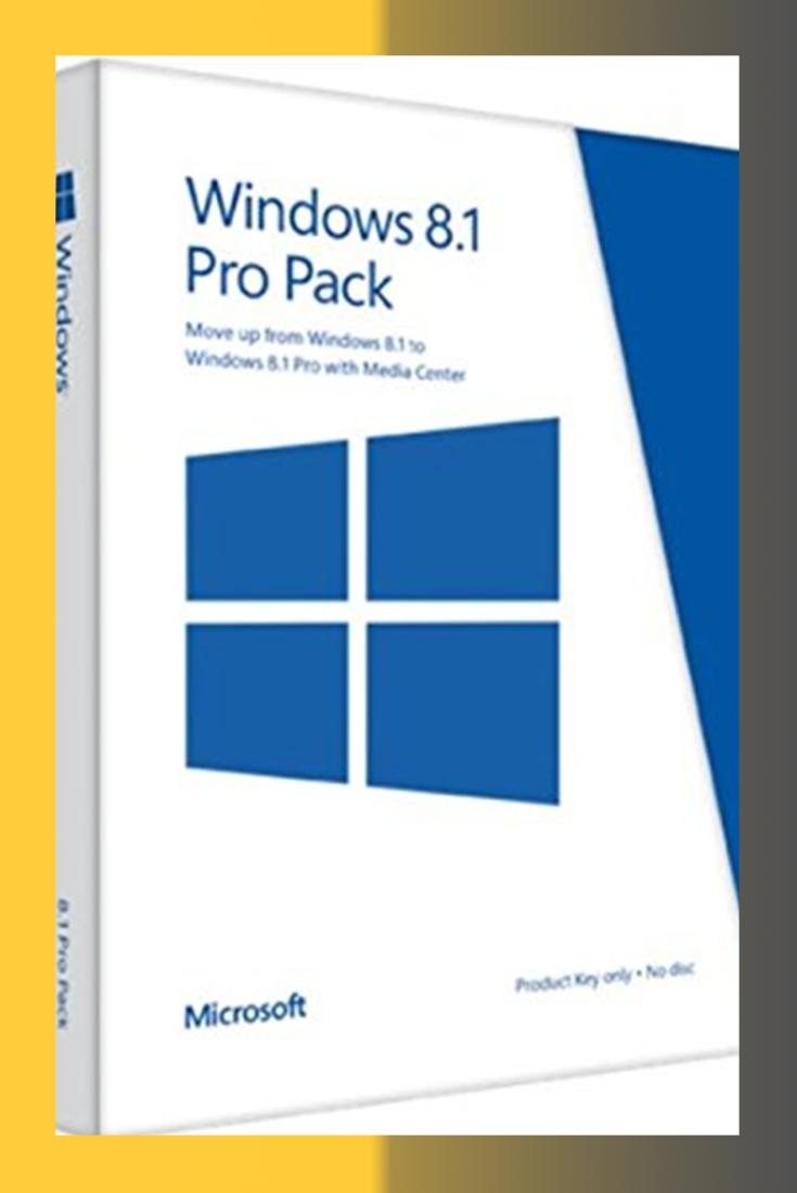 windows 8.1 pro with media center product key 2019