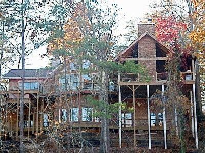 Luxury Lodge On Lake Lanier Nicest Home Homeaway Gainesville Lodge Rentals Luxury Lodge Lake House